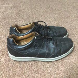 FootJoy Black Leather Golf Shoes